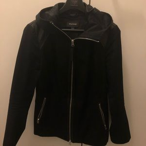 Mackage trench zip up size XS